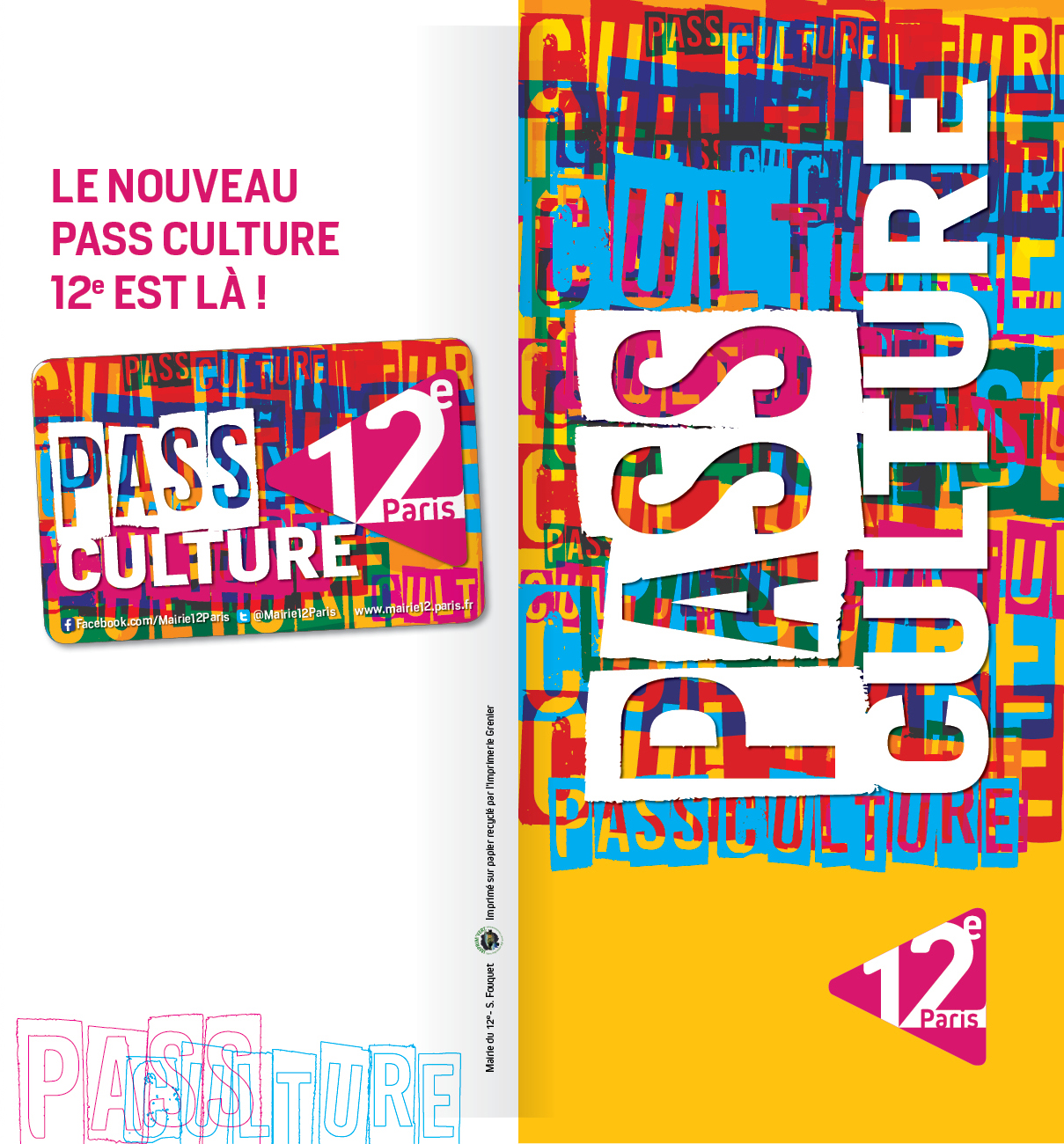 Paris 12e - Affiches - PASS Culture