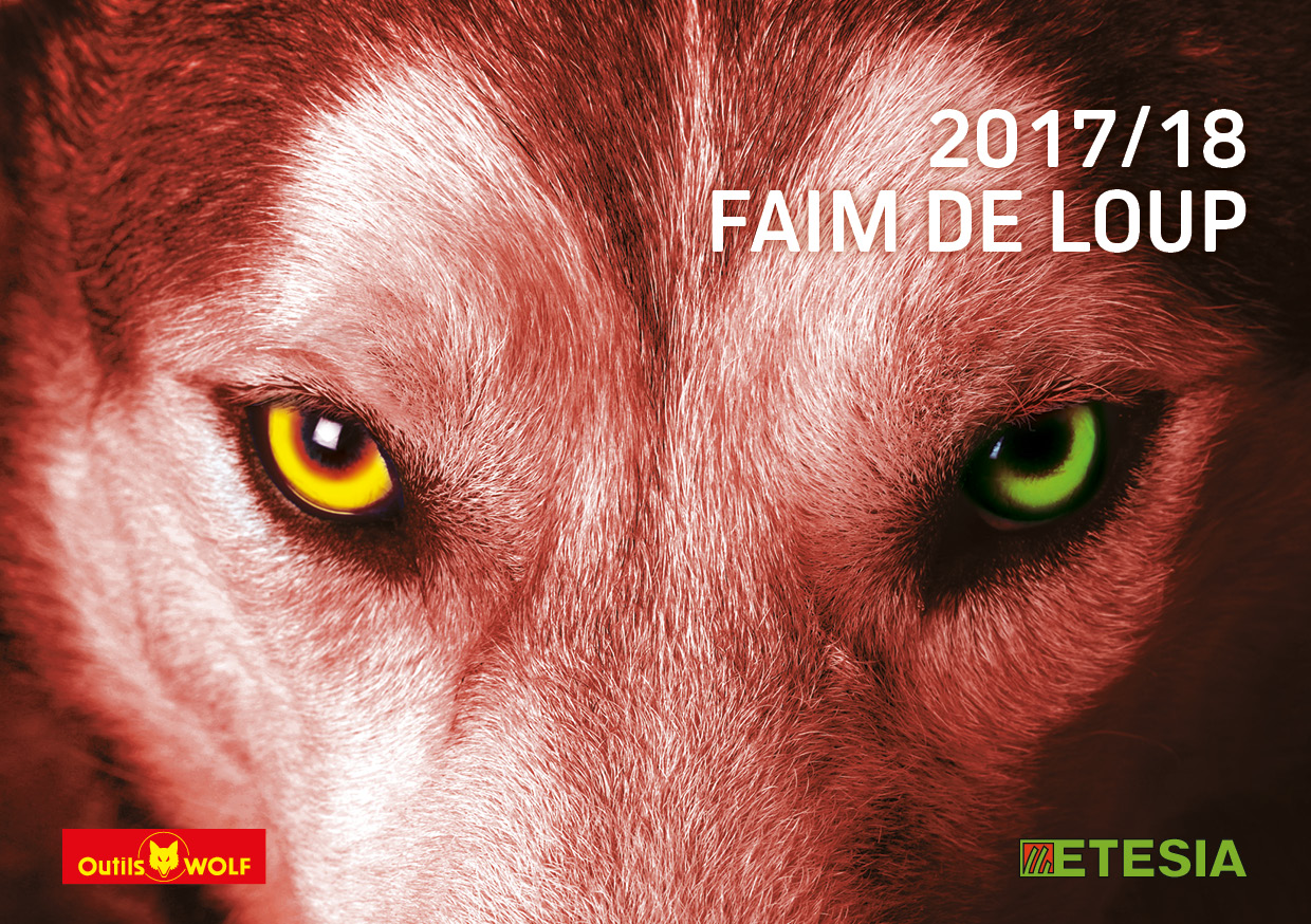 ETESIA - OUTILS WOLF 2017/18