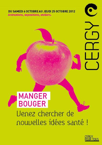Cergy Manger Bouger
