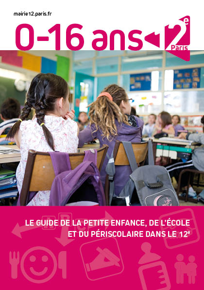Paris 12e - Guide 0-16 ans