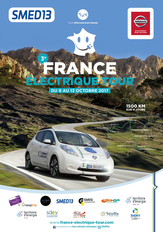 France Electrique Tour 2017